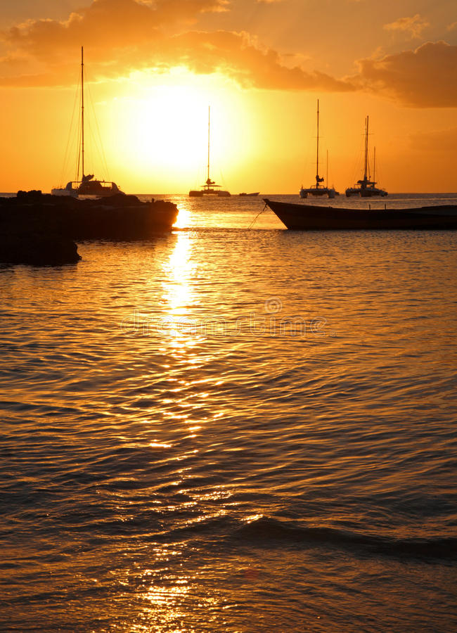 Download Bahiaibe stock photo. Image of fisher, boats, caribe - 11138606