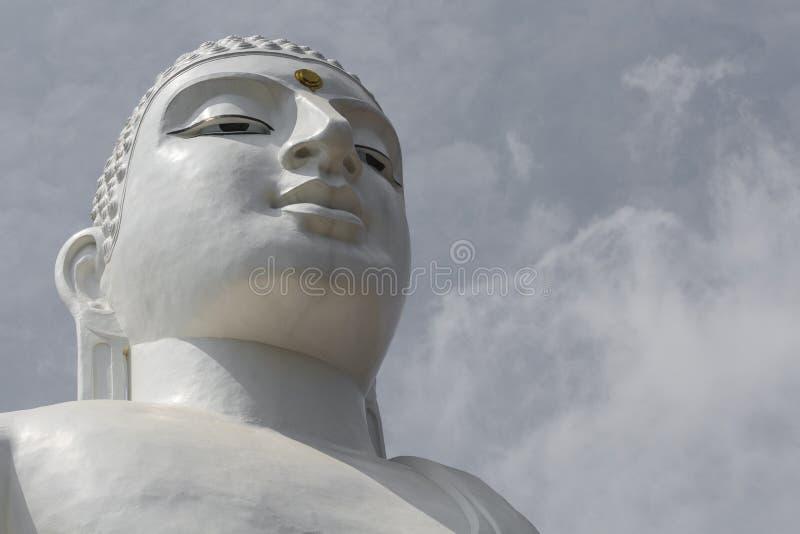 Bahirawakanda Sri玛哈Bodhi寺庙在康提,斯里兰卡 tem 库存图片