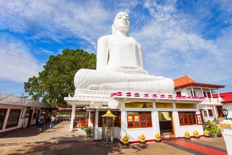 Bahirawakanda Vihara菩萨雕象 库存图片