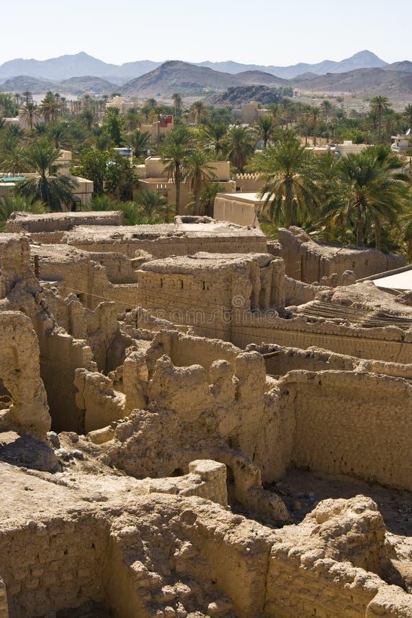 Bahla en Oman image libre de droits