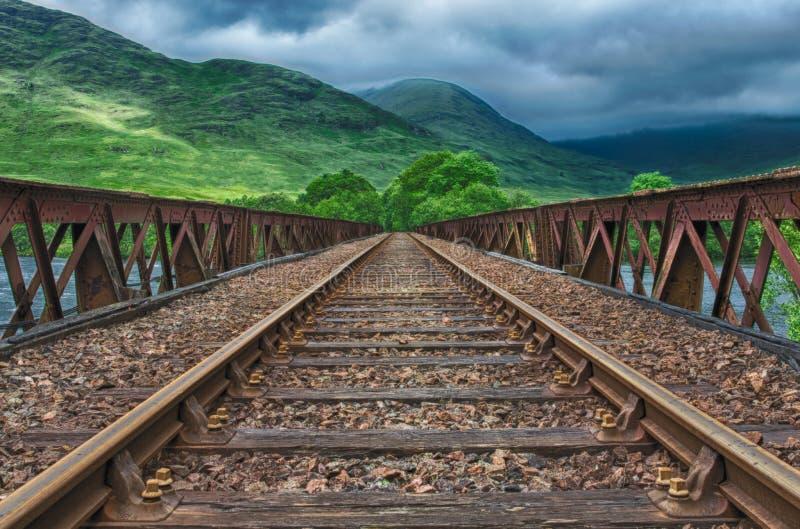 Bahn, Transport, Schienenverkehr, Himmel