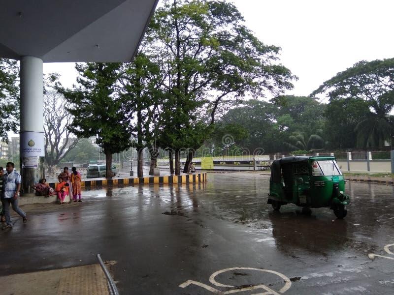 Bahnhof Chittagongs lizenzfreie stockfotos