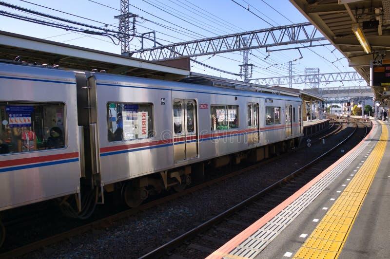 Bahnhof Japans, Tokyo, Japan lizenzfreie stockbilder