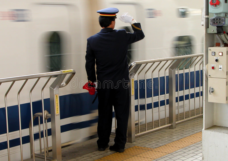 Bahnhofsaktivitäten lizenzfreie stockbilder