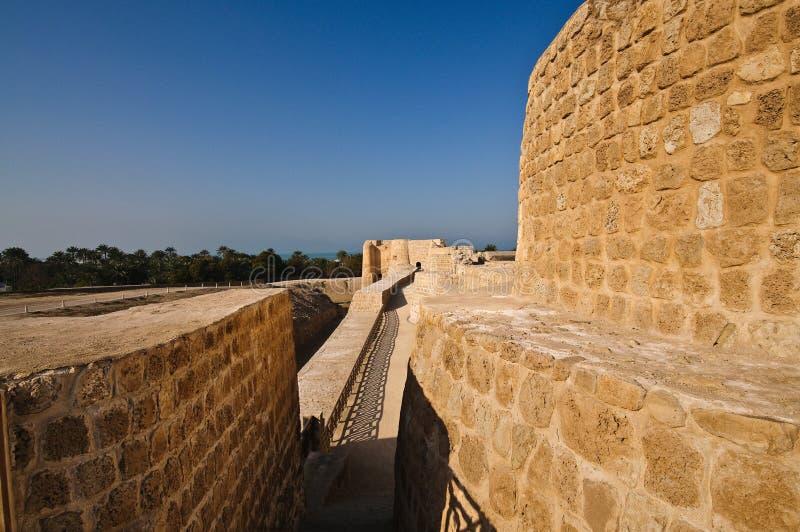 Download Bahrain Fort/Qal'at Al Bahrain Stock Photo - Image: 14086430