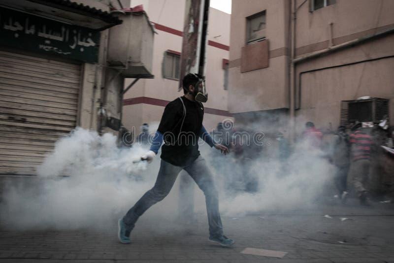 BAHRAIN-PROTEST-POLITICAL DETAINEE-PEOPLE fotografía de archivo