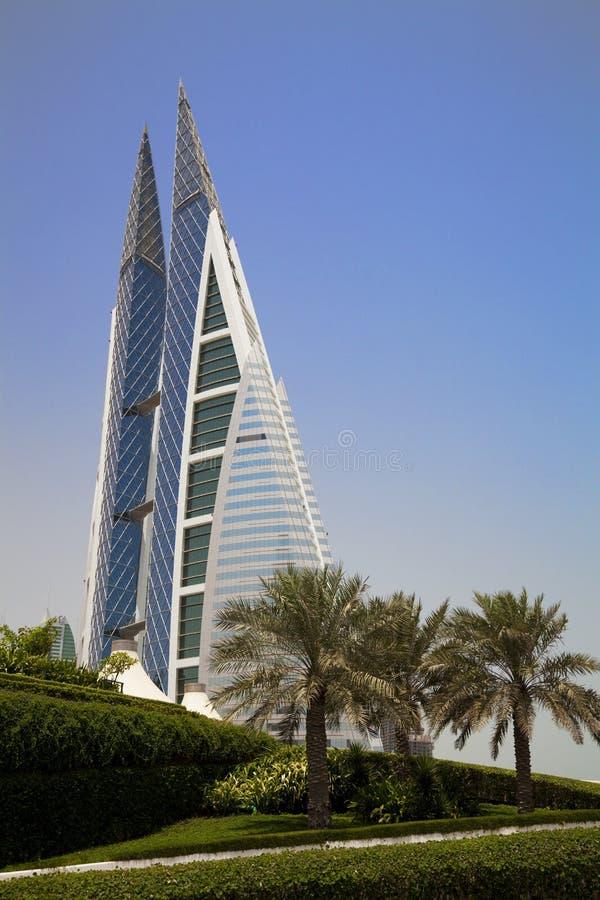 Download Bahrain World Trade Center, Manama, Bahrain Stock Image - Image: 14579061
