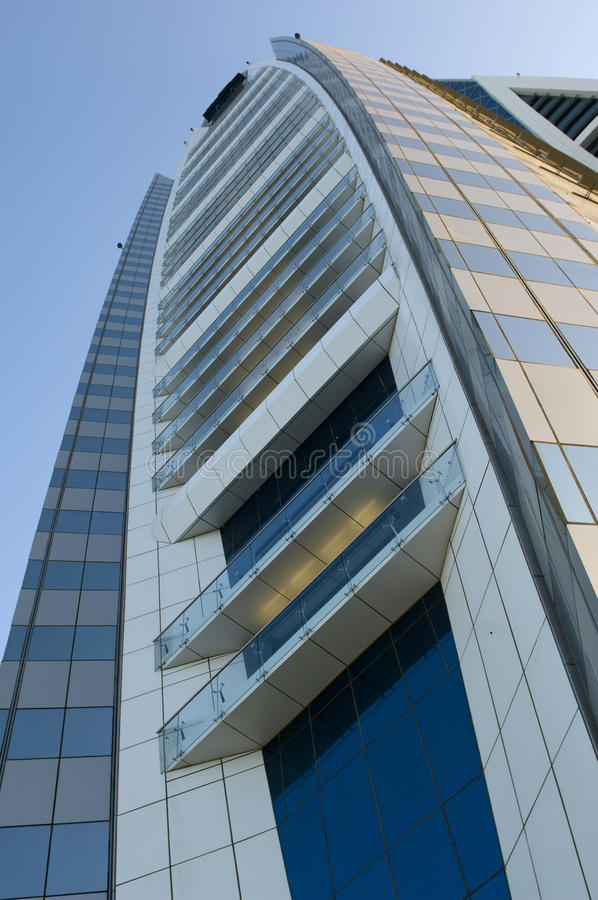 Free Bahrain World Trade Centre Royalty Free Stock Images - 14024629