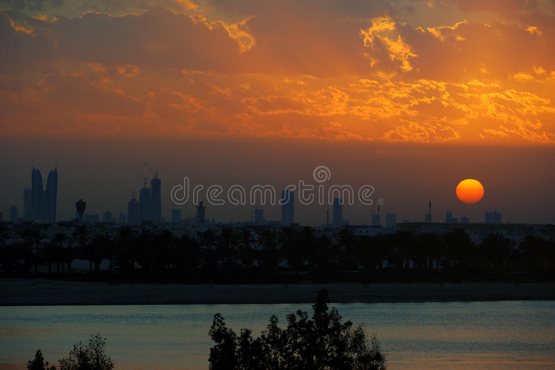 Bahrajn Obraz Royalty Free