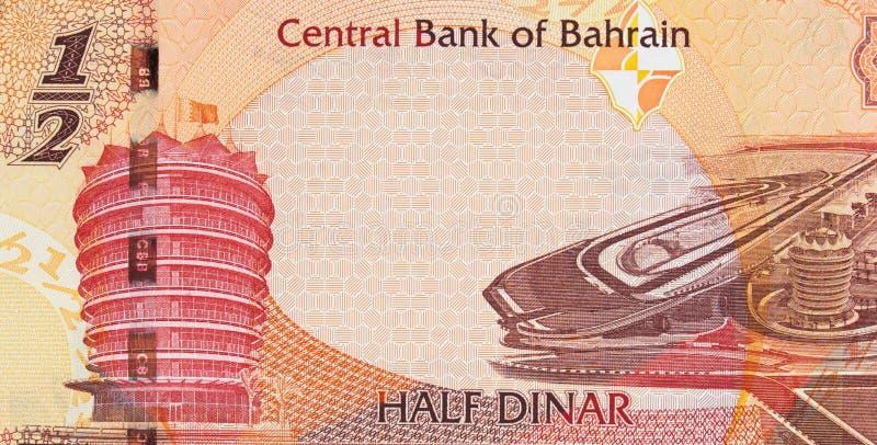 Bahrajn Międzynarodowy obwód i VIP Górujemy na Bahrajn połówce Dina obraz royalty free