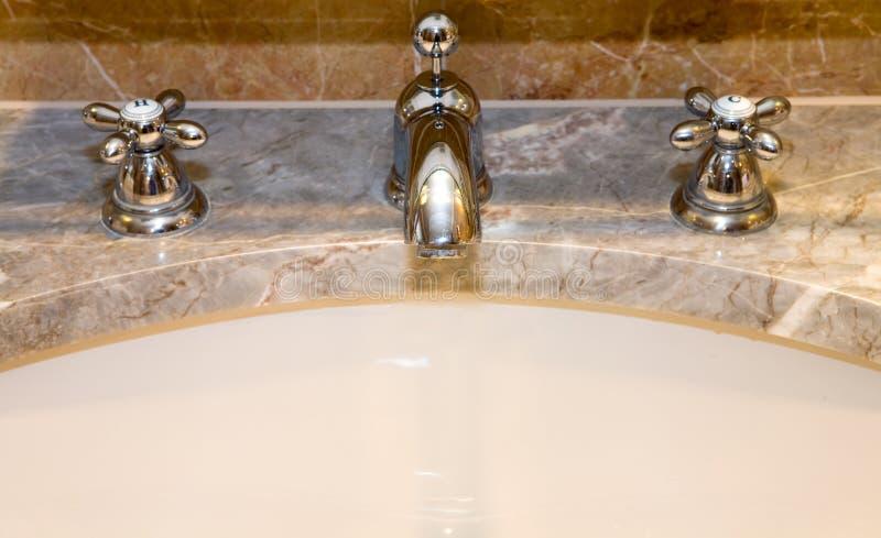 Bahtroom luxuoso imagem de stock royalty free