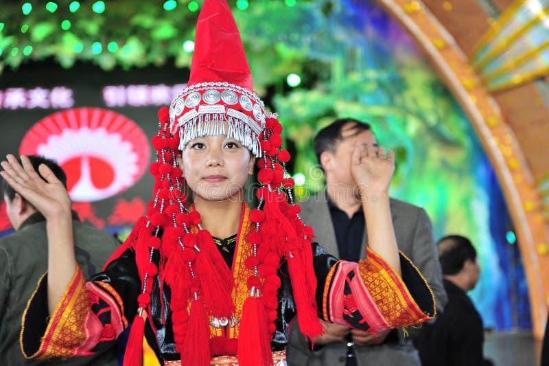 Bai Lady, China royalty free stock photo