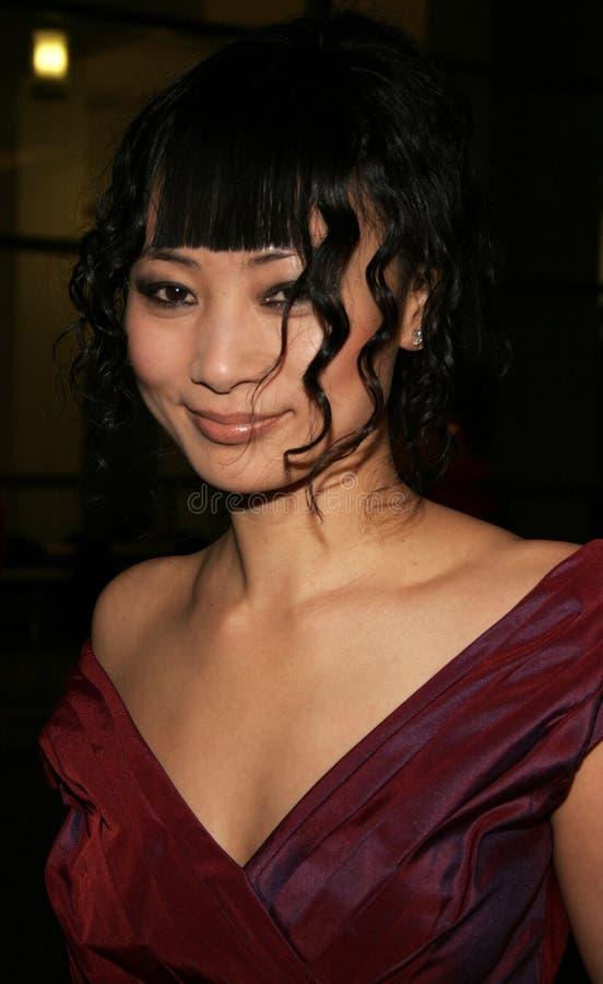 Bai Ling fotografía de archivo