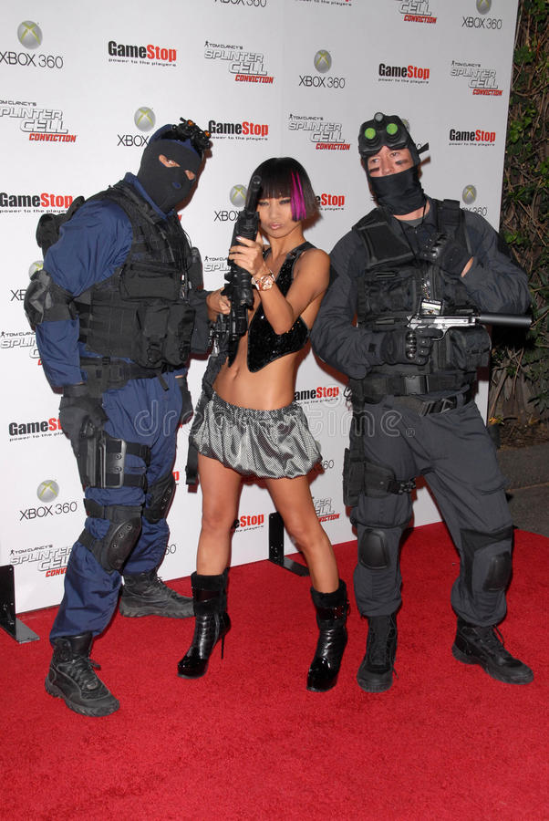 Bai Ling,The Game