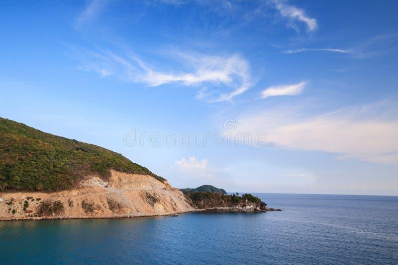 Bai Men Men Beach, islas de Nam Du, provincia de Kien Giang, Vietnam fotos de archivo libres de regalías