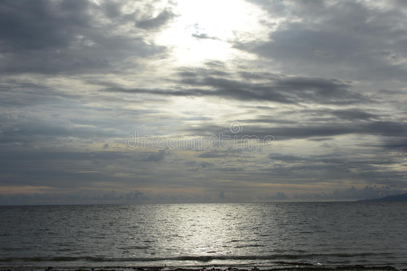 Baia 2 della spiaggia immagine stock