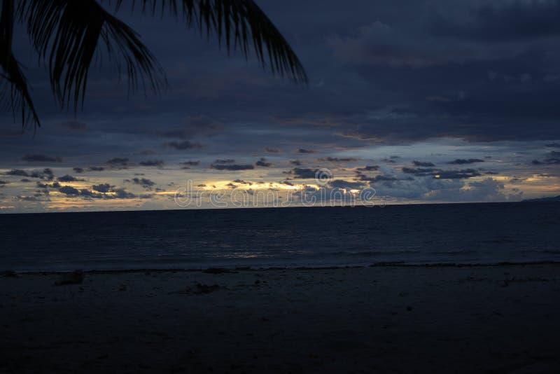 Baia 2 della spiaggia fotografia stock