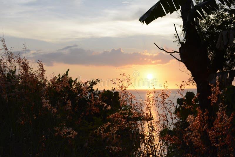 Baia 2 della spiaggia fotografia stock libera da diritti