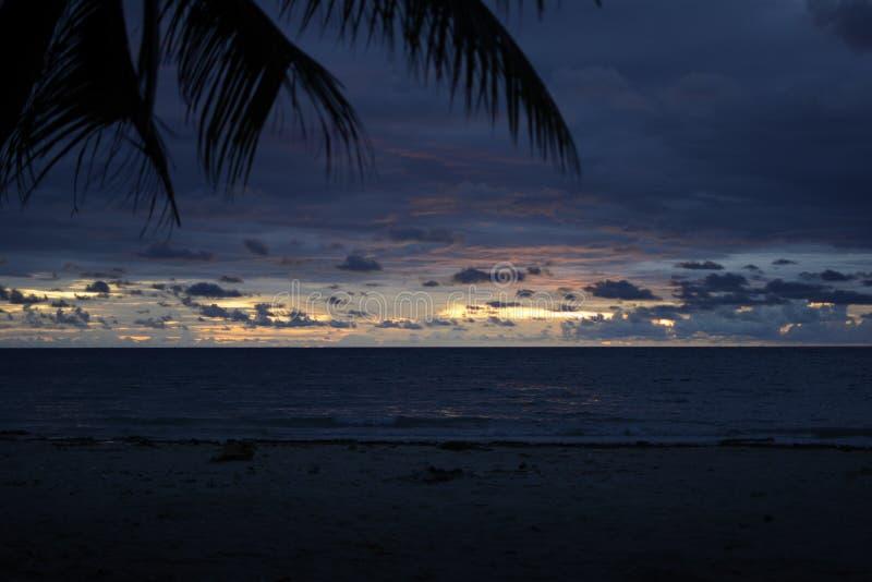 Baia 2 della spiaggia immagini stock