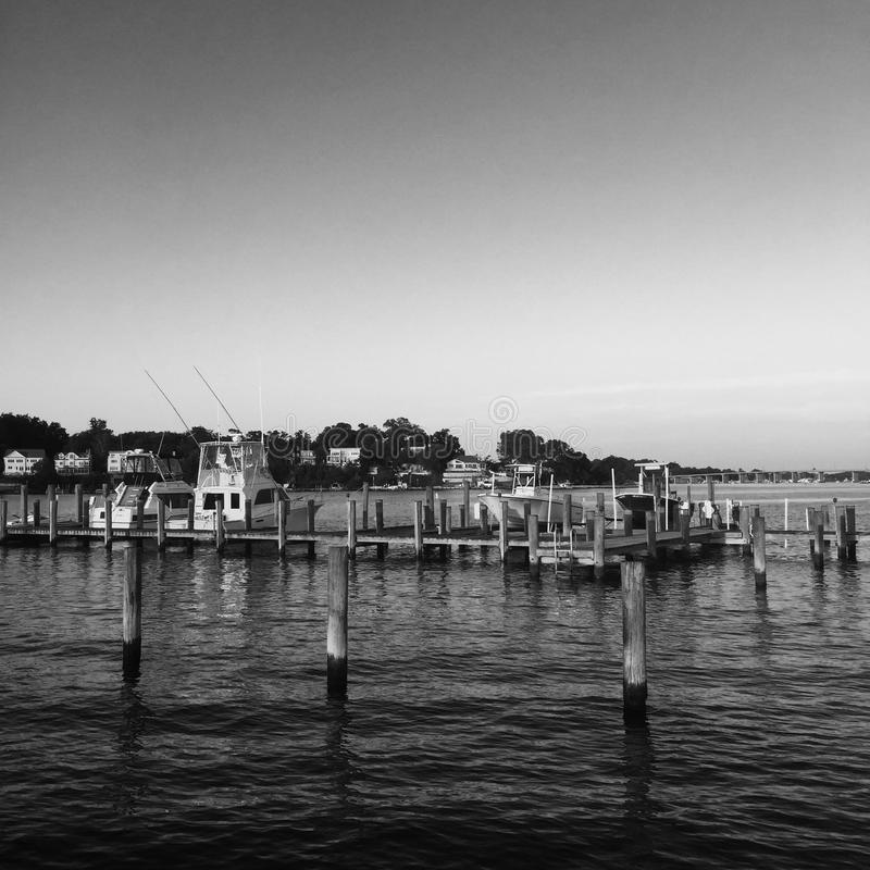 Baia di Chesapeake immagini stock libere da diritti