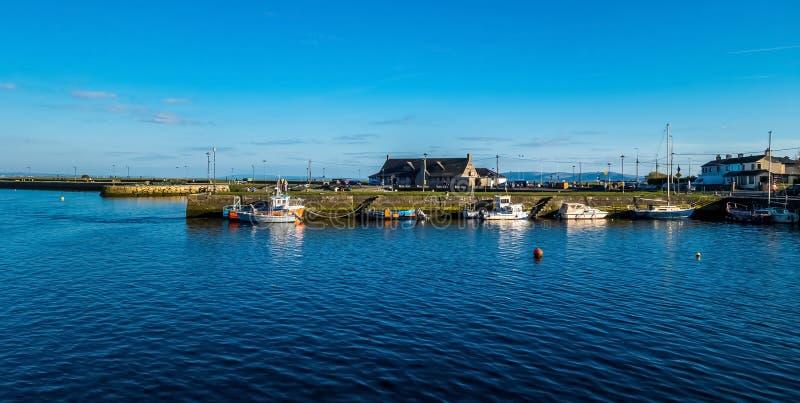 Baia di Galway fotografia stock libera da diritti