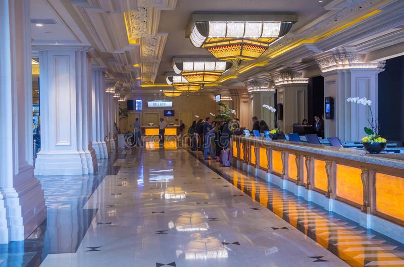 Baia di Las Vegas-Mandalay immagini stock libere da diritti