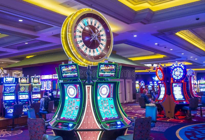 Baia di Las Vegas-Mandalay fotografie stock libere da diritti