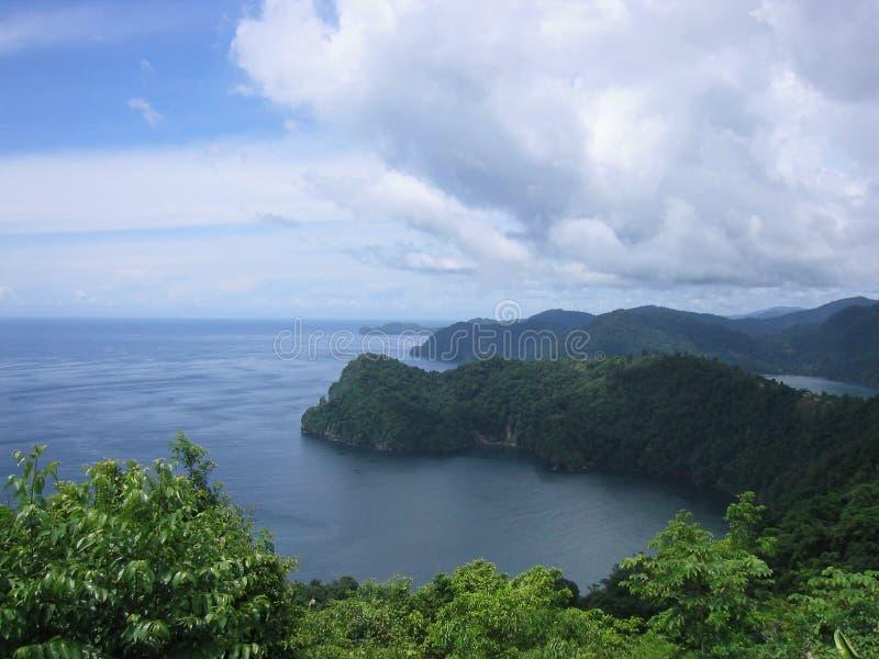 Download Baia di Maracas fotografia stock. Immagine di tropicale - 201190