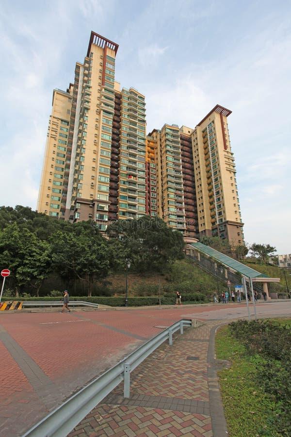 Baia di scoperta, isola di Lantau, Hong Kong fotografie stock libere da diritti