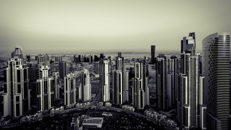 Baie d'affaires de Dubaï photographie stock libre de droits