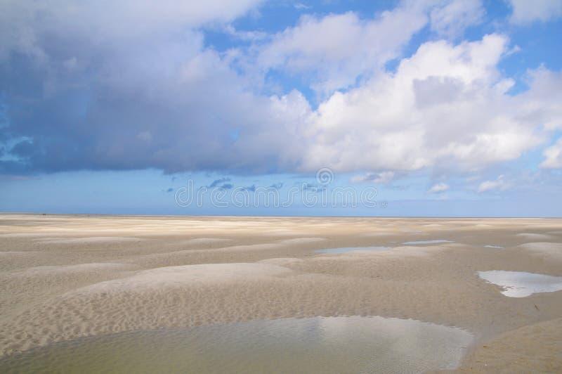 Baie de Сомма в Франции стоковое изображение rf