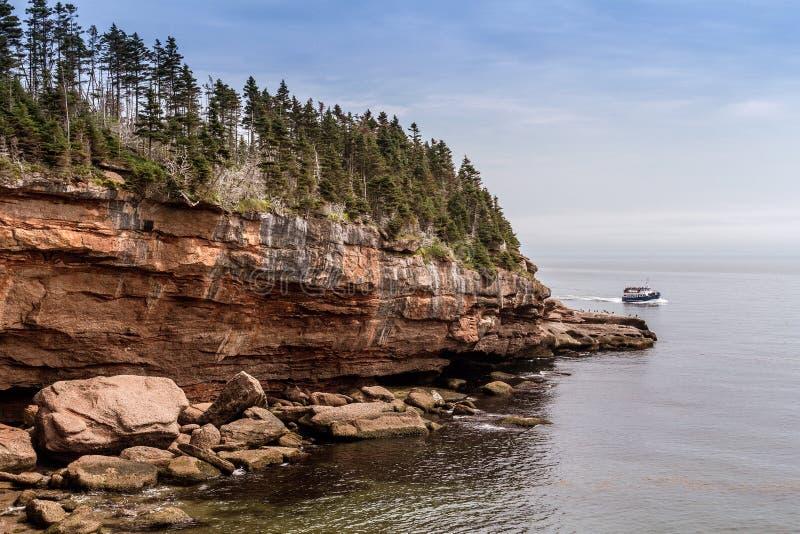 Baie de Bonaventure Island images stock