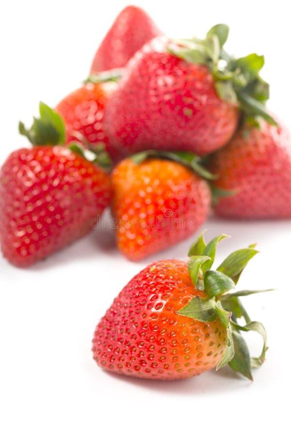 Download Baie de fraises photo stock. Image du brillant, doux - 45367824