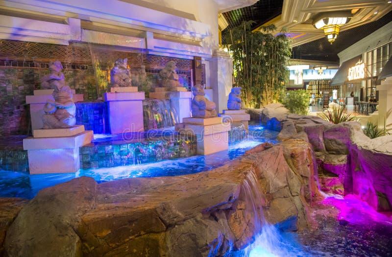 Baie de Las Vegas-Mandalay photo stock
