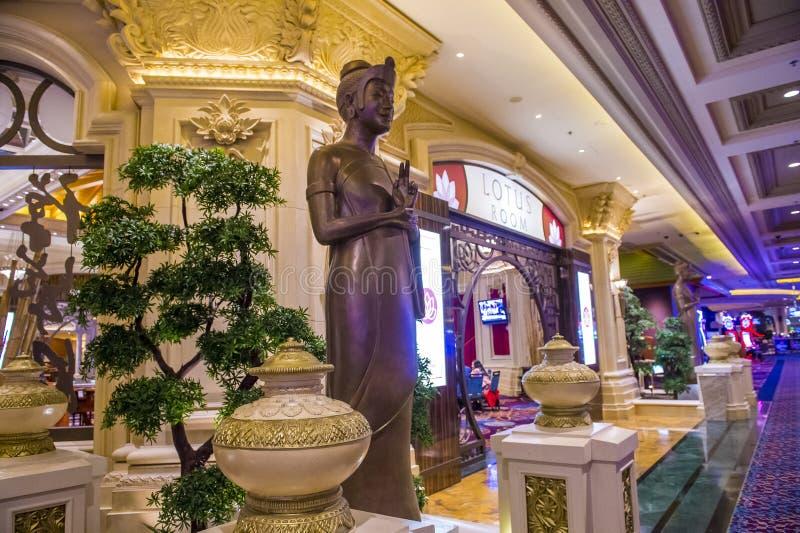 Baie de Las Vegas-Mandalay image stock