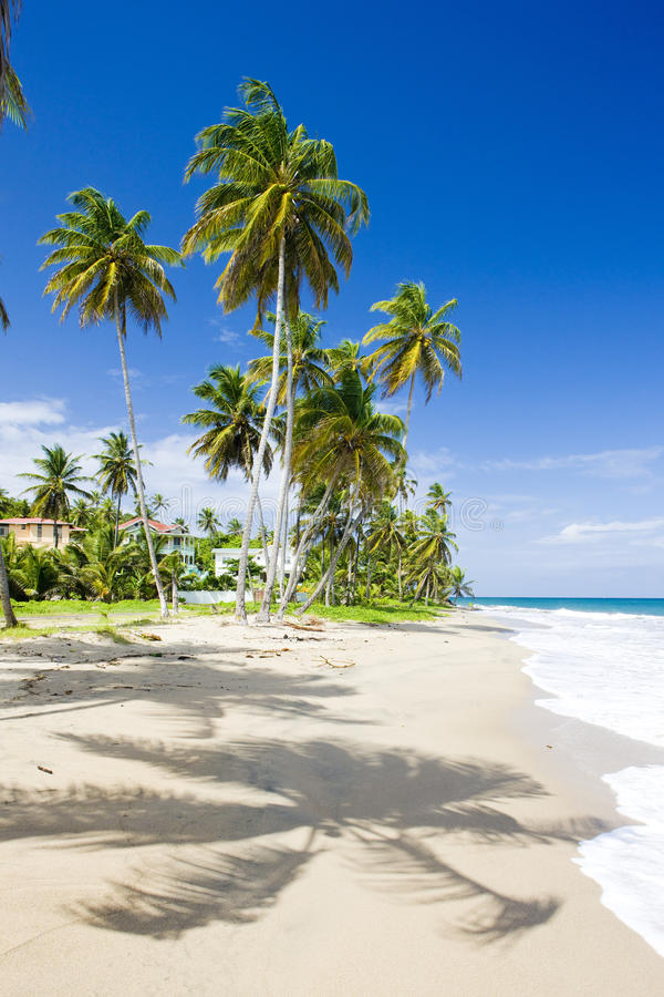 Baie de Sauteurs, Grenada images libres de droits