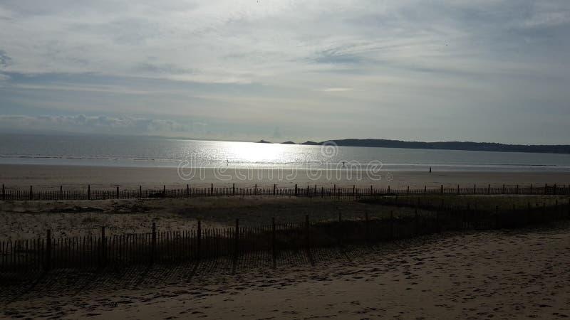 Baie de Swansea image stock