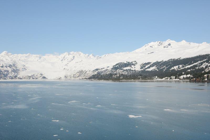Baie de Yakutat photo libre de droits
