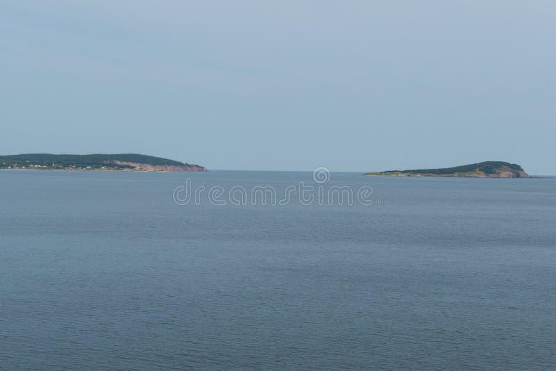 Baie du nord Ingoish images libres de droits