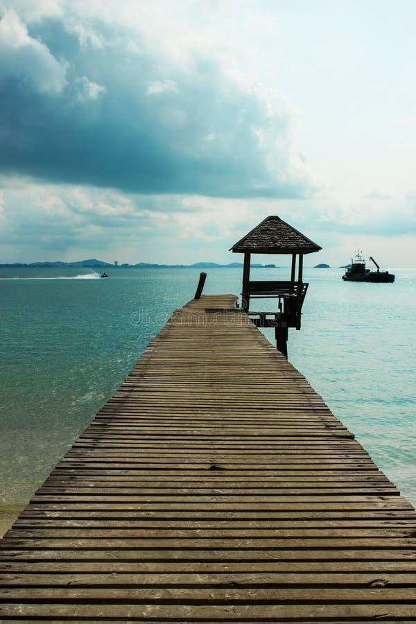 Baie Yon, Koh Samet photo libre de droits
