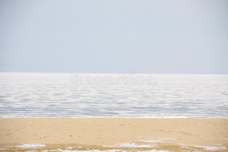 baikal χειμώνας στοκ φωτογραφίες με δικαίωμα ελεύθερης χρήσης