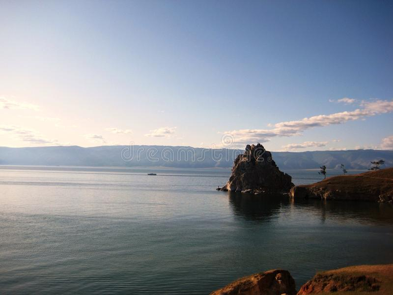 Download Baikal imagen de archivo. Imagen de shaman, idílico, rusia - 44853443