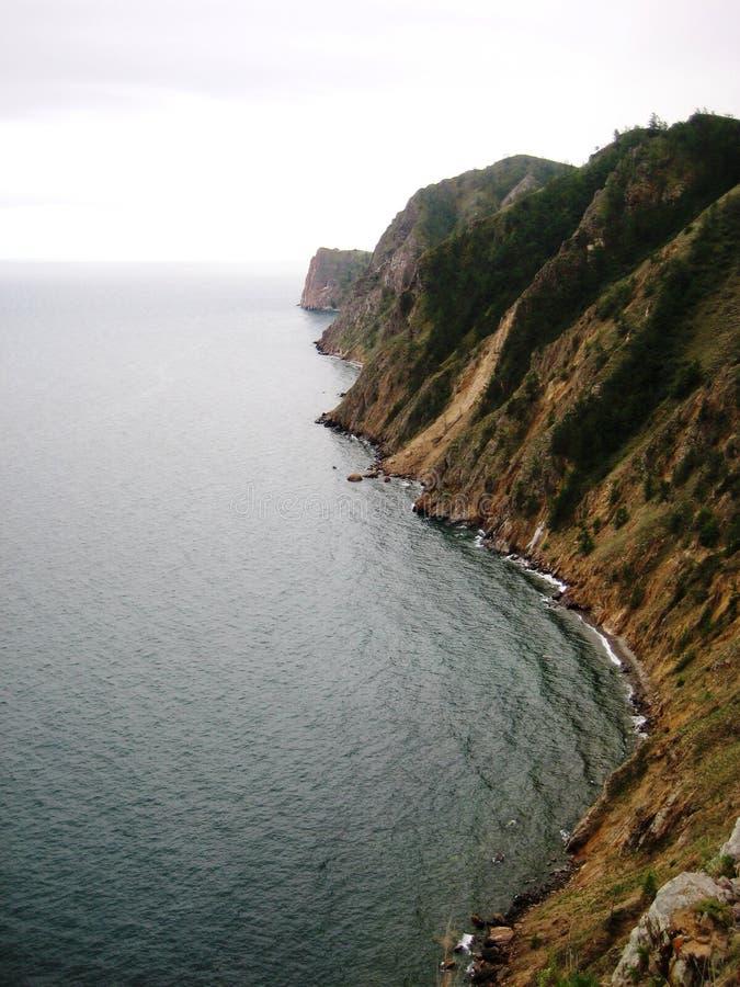 Download Baikal foto de archivo. Imagen de colina, playa, alto - 44853800