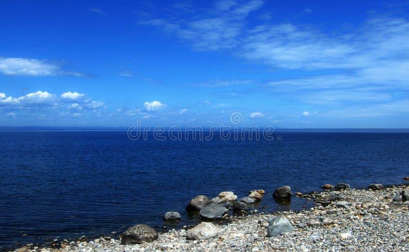 Baikal azul fotos de archivo libres de regalías