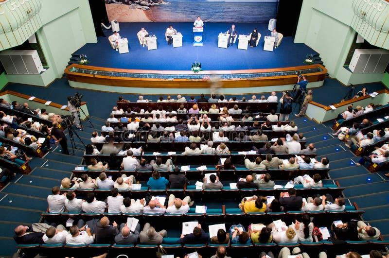 Baikal Educational Forum Editorial Photo