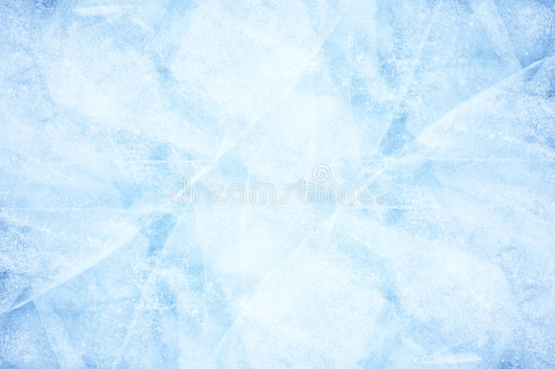 Baikal ice texture. Texture of ice of Baikal lake in Siberia stock photo