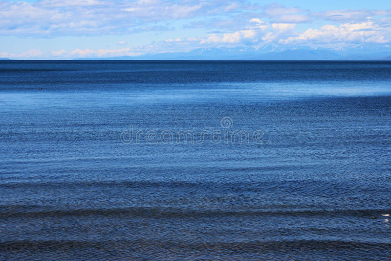Baikal lake royalty free stock photos