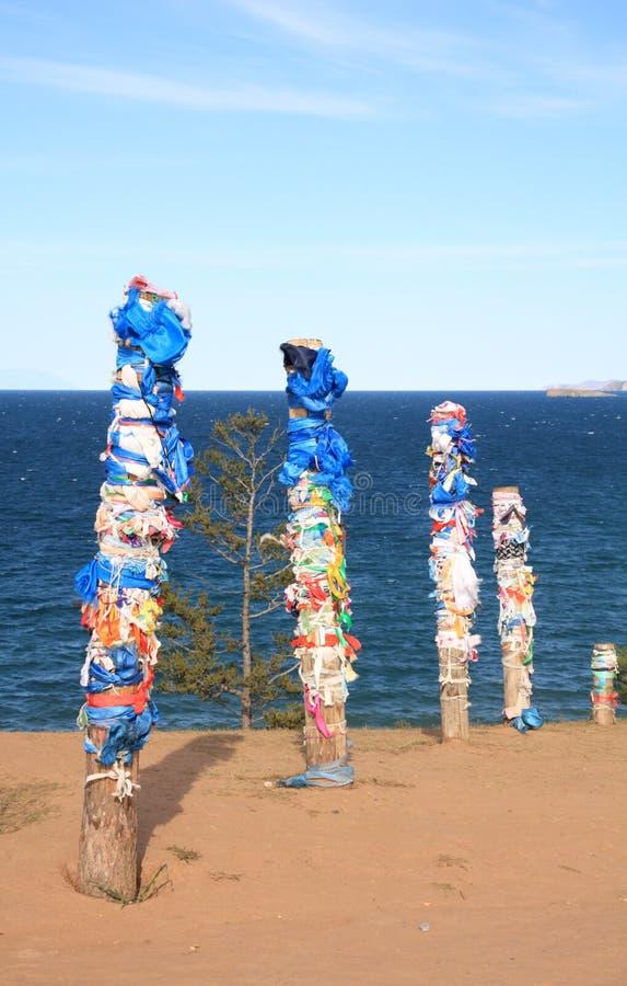 Baikal See stockbild