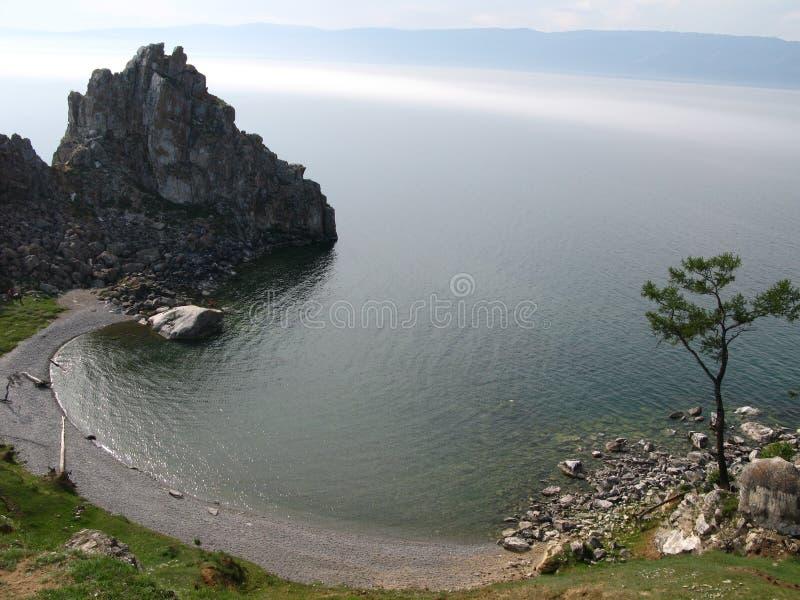 Baikal See lizenzfreies stockfoto