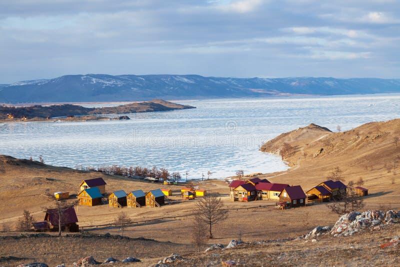 Download Baikal, Small Sea Ice Crossing Stock Photo - Image of white, aqua: 39511598